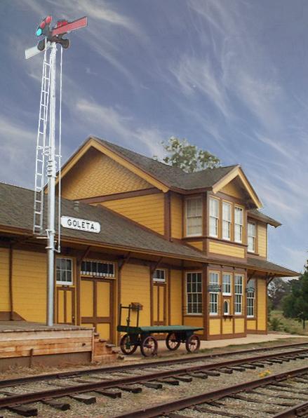 Goleta Depot